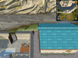 Scan clue Falador north-east of chainmail shop.png