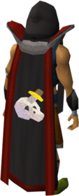 Retro slayer cape (t) equipped.png: Slayer cape (t) equipped by a player