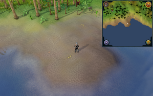 Scan clue Kharazi Jungle on peninsula south-east of western rare tree map icon.png