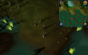 Scan clue Tirannwn north of Poison Waste.png