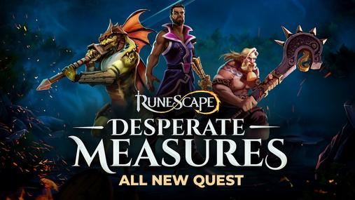 Desperate Measures The Runescape Wiki The story was written by cocodore and illustrations by hunta. desperate measures the runescape wiki