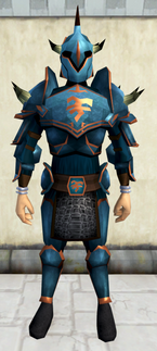 Rune armour (Bandos) (heavy) equipped (male).png: Rune platelegs (Bandos) equipped by a player