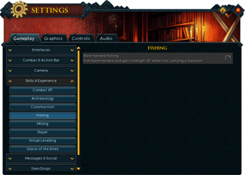 Settings Skills Gathering.png
