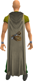 Construction cape equipped.png: Construction cape equipped by a player