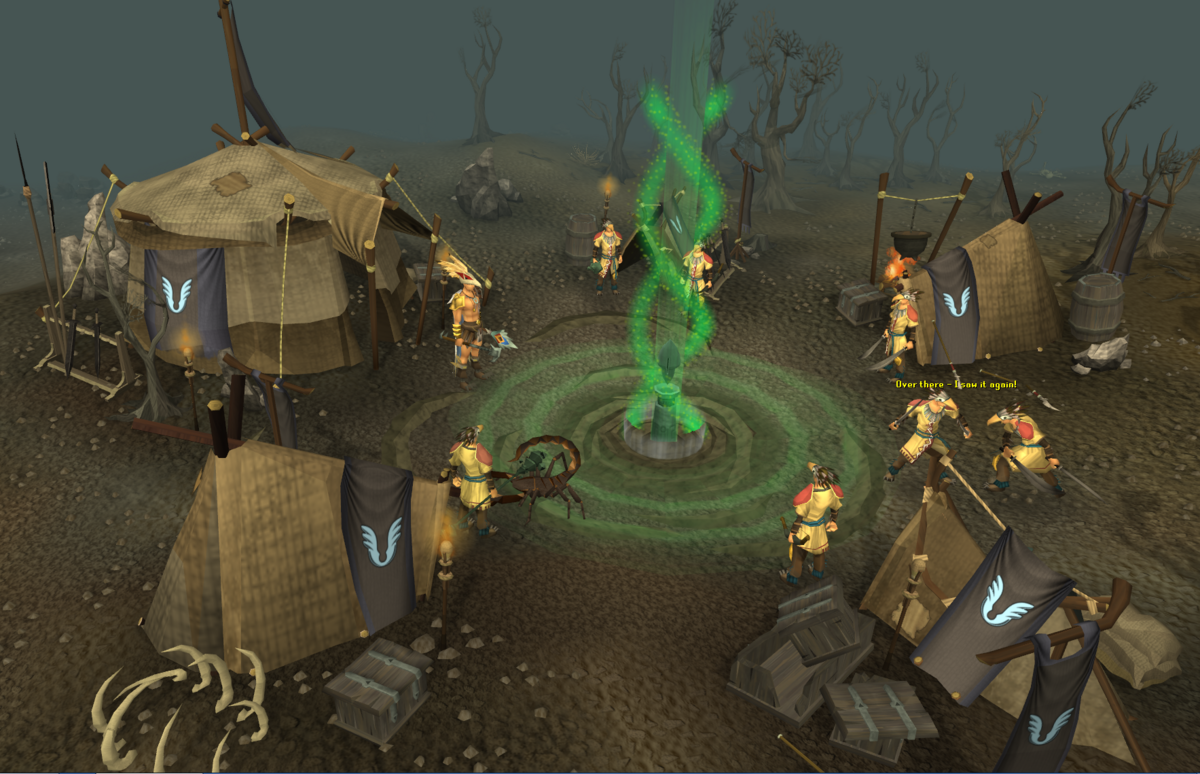 Wilderness Warbands - The RuneScape Wiki