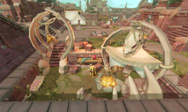 Anachronia base camp - The RuneScape Wiki
