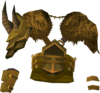 Golden warpriest of Bandos cuirass detail.png