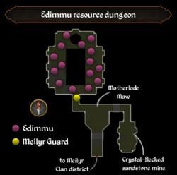 Edating runescape map