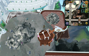 Scan clue Prifddinas Trahaearn next to adamantite ore rocks.png
