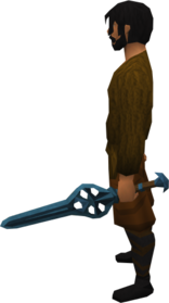 Rune off hand longsword equipped.png: Rune off hand longsword equipped by a player