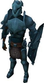 Rune armour (heavy) equipped (male).png: Rune platelegs equipped by a player