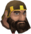 Randivor chathead.png: Chat head image of Randivor