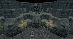 Entrance to ancient guthix temple.png