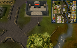 Scan clue East Ardougne south of house with pottery wheel.png