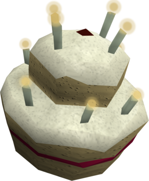 Cake Hat Runescape Wwwbilderbestecom
