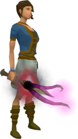 Abyssal wand equipped.png: Abyssal wand equipped by a player