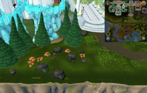 Scan clue Prifddinas south-west of entrance gate.png