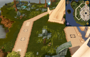 Compass clue Draynor west of Wizards' Tower.png