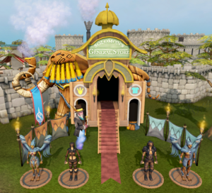 Solomon's General Store - The RuneScape Wiki