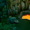 Hidey-hole Dragontooth Island resource dungeon.png