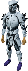 Sirenic armour set (Third Age) equipped.png