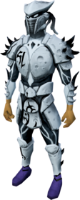 Sirenic armour set (Third Age) equipped.png: Sirenic chaps (Third Age) equipped by a player