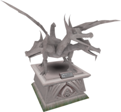 2002 King Black Dragon statue.png
