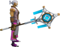 Banner of Seren (tier 3) equipped.png