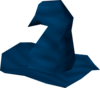 Blue hat (Legends' Quest) detail.png