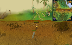 Scan clue Kharazi Jungle on ridge south-east of Shilo Village.png