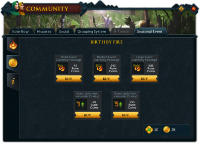 Community (Birth by Fire) interface shop.png