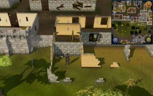 Compass clue Varrock south of Phoenix Gang Hideout.png