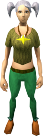 Holy_symbol_equipped_(female).png: Holy symbol equipped by a player