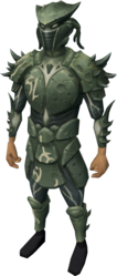 Sirenic armour set (barrows) equipped.png