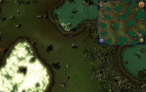 Compass clue Mort Myre Swamp south of fairy ring.png