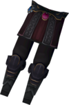 Augmented refined anima core legs of Zamorak detail.png