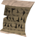 Animate Rock scroll (One of a Kind) detail.png
