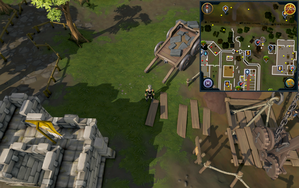 Compass clue Varrock outside northern entrance.png