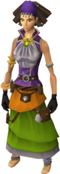 Diviner's outfit equipped (female).png