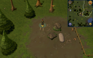 Scan clue Piscatoris Hunter area east of central Hunter training icon.png