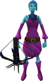 Dominion crossbow equipped.png: Dominion crossbow equipped by a player