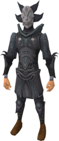 Anima core of Sliske armour equipped.png: Anima core helm of Sliske equipped by a player