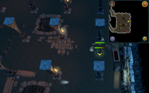 Scan clue Taverley Dungeon east side of magic axe chamber.png