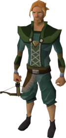 Black crossbow equipped.png: Black crossbow equipped by a player