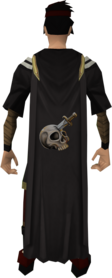 Slayer cape equipped.png: Slayer cape equipped by a player