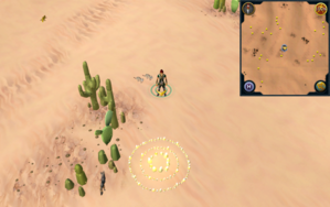 Scan clue Kharidian Desert north of fairy ring.png