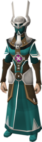 Ancient ceremonial robe outfit equipped.png: Ancient ceremonial legs equipped by a player