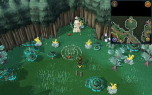 Scan clue Zanaris just south of Chicken Shrine.png