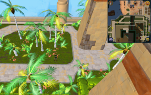 Scan clue Menaphos Imperial district north of Grand Library pyramid.png