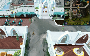 Scan clue Prifddinas Trahaearn south-east of seren stones.png